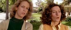 Laurie (Jamie Lee Curtis ) und Annie (Nancy Kyes)