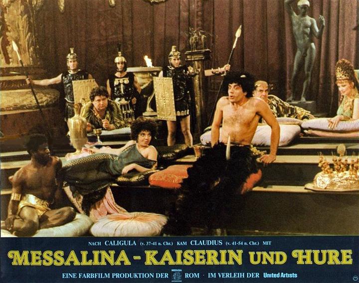 Messalina Kaiserin Und Hure
