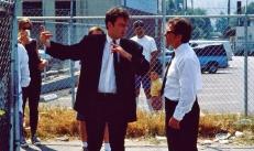 Tarantino gibt Anweisungen ...