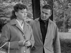 Ella (Elfie von Kalckreuth) und Richard Gordon (Joachim Fuchsberger)