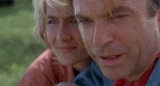Ellie (Laura Dern) und Alan (Sam Neill)