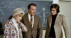 Eva (Elke Sommer), Dr. Hummel (Massimo Girotti) und Peter (Antonio Cantafora)