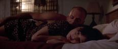 Butch (Bruce Willis) und Fabienne (Maria de Medeiros)