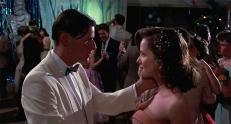 George (Crispin Glover) und Lorraine (Lea Thompson)