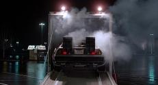Der DeLorean DMC-12 ...