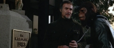 Armando (Ricardo Montalban) und Caesar (Roddy McDowall)