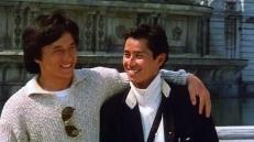 Jackie mit Alan (Alan Tam)