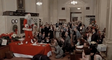 Der Weihnachtsmann ...