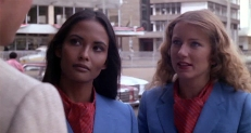 Emanuelle (Laura Gemser) und Susan (Ely Galleani)