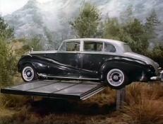 Der Rolls-Royce Modell Silver Cloud ...