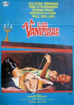 Spanisches Filmplakat