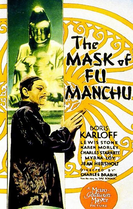 maskedesfu-manchu
