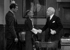 Terrence (Charles Starrett), Sheila (Karen Morley) und Nayland (Lewis Stone)