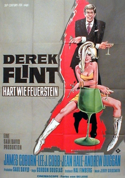Alternatives deutsches Filmplakat