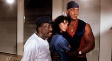 Samantha (Joan Severance, Mitte) und Rip (Hulk Hogan, rechts)