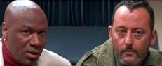 Luther (Ving Rhames) und Krieger (Jean Reno)
