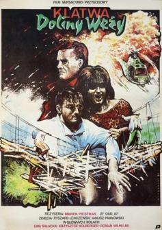 Polnisches Filmplakat
