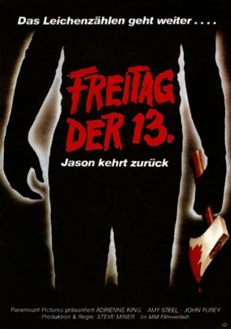 FREITAG DER 13. TEIL 2...