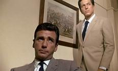 Collins (Richard Wyler) und Shaimoun (Gil Delamare)