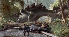 Dino im Dschungel