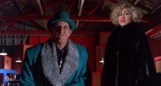 Big Boy Caprice (Al Pacino) und Breathless Mahony (Madonna)