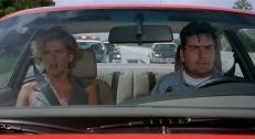 Die beiden auf dem Freeway