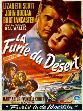 Franzözisches Filmplakat