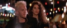 David (Kiefer Sutherland) und Star (Jami Gertz)
