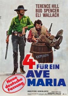 Filmplakat der deutschen Wiederaufführung