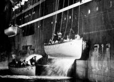 Die Rettungsboote