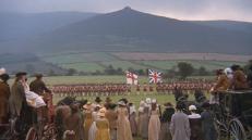 Die englischen Truppen