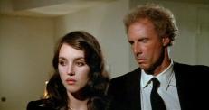Die Spielerin (Isabelle Adjani) und der Bulle (Bruce Dern)