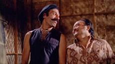 Django (Sid Haig) und Rocco (Vic Diaz)