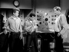 Lon (Gary Clarke), Gary (Tommy Cook) und Dirk Green (Michael Whalen)
