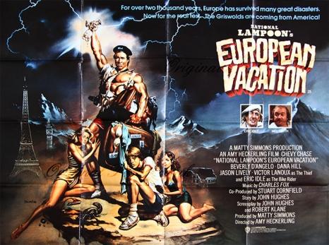 Britisches Filmplakat