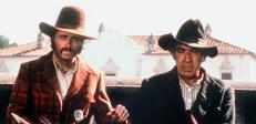 Juanito (Franco Nero) und Erasmus (Anthony Quinn)