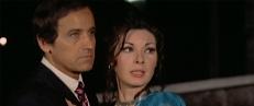 Neil (Alberto de Mendoza) und Julie Ward (Edwige Fenech)