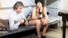 Heiner (Michel Jacot) und Trudi (Helga Bender)
