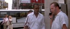 Zeus (Samuel L. Jackson) und John (Bruce Willis)