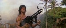 Rambo am Werk