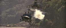Helikopter-Kampf