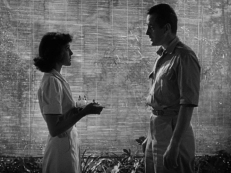 Betsy Connell (Frances Dee) und Paul Holland (Tom Conway)
