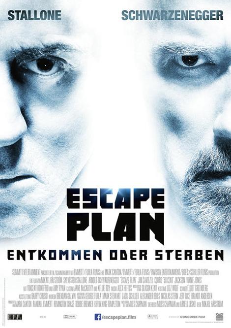 Escape Plan - Entkommen Oder Sterben